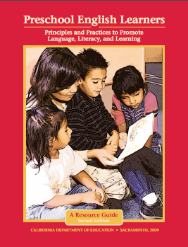 Cover of the Preschool English Learners Guide
