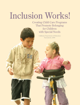 Cover image of the Inclusion Works book