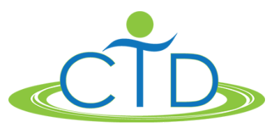 Logo that reads CTD