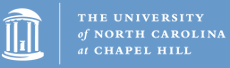 Logo that reads The University of North Carolina at Chapel Hill