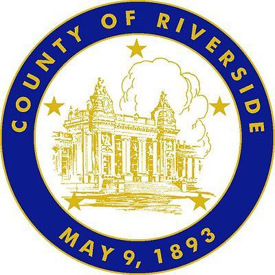 Riverside County Seal