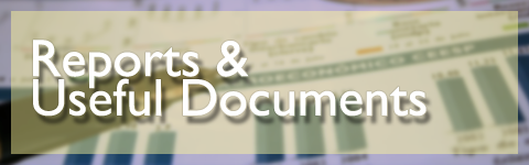 Blurred image of pen and paper behind Reports & Useful Documents