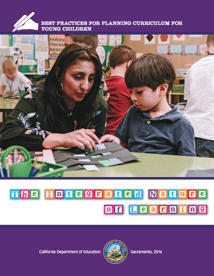 Cover image of the Integrated Nature of Learning