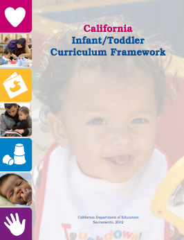 Cover of the California Infant/Toddler Curriculum Framework