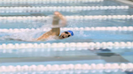 Image of a swimmer mid-stroke