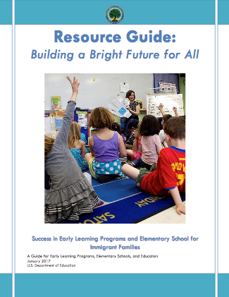 Cover for the Resource Guide on Bright Future for All