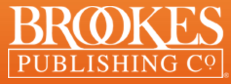 Logo that reads Brookes Publishing