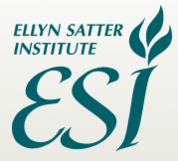 Logo that reads ESI: Ellyn Satter Institute