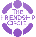 Logo that reads The Friendship Circle